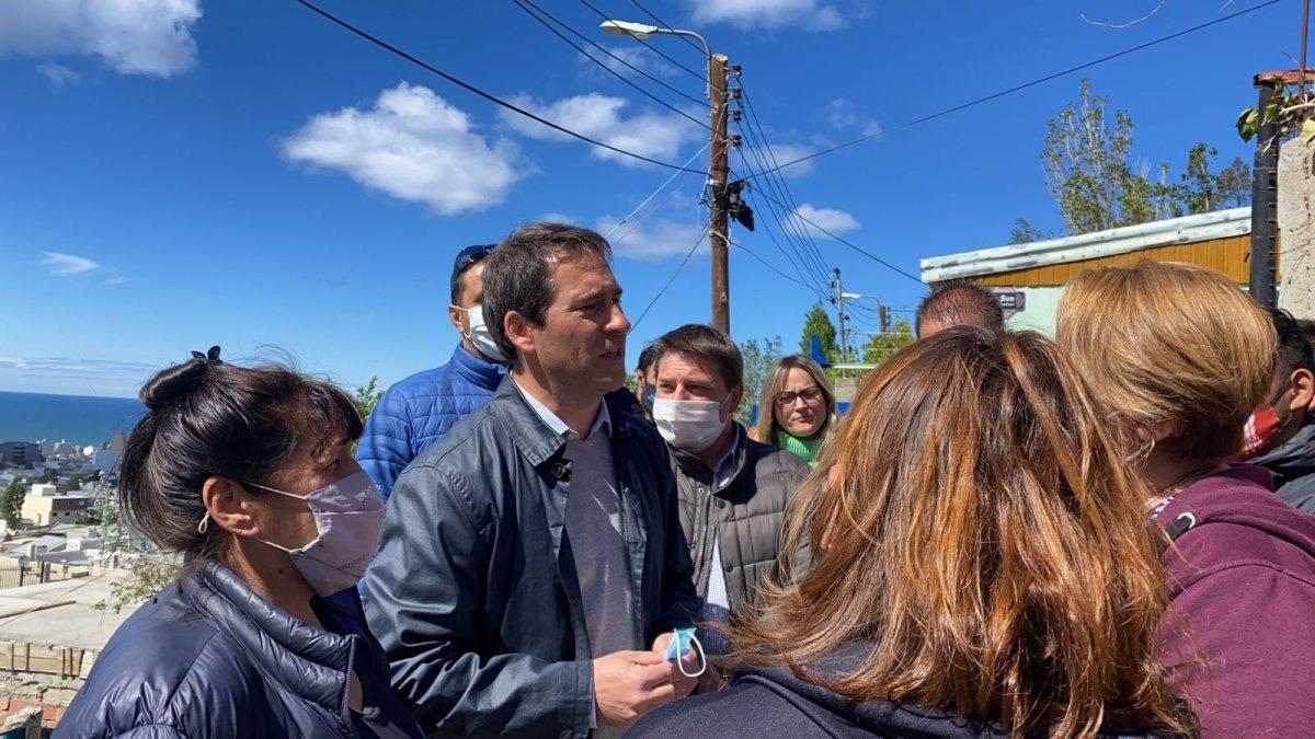 Para el intendente Luque es un anuncio eminentemente electoral el que ayer realizó el gobernador Arcioni.