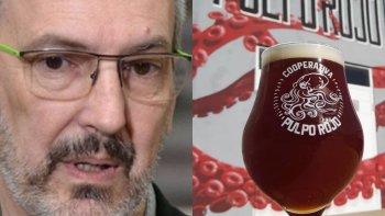 Tras la polémica Puratich se disculpó con la Cooperativa Pulpo Rojo