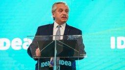 Ya es hora de que tratemos de profundizar nuestros acuerdos y minimizar nuestras diferencias, destacó Fernández.