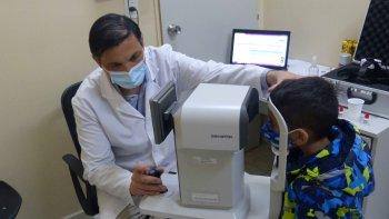 El Municipio realizó una campaña para la detección de ambliopía
