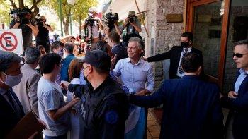 Se suspendió la indagatoria a Mauricio Macri