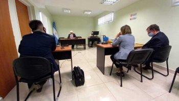 Confirmaron la sentencia condenatoria del juez Gustavo Toquier