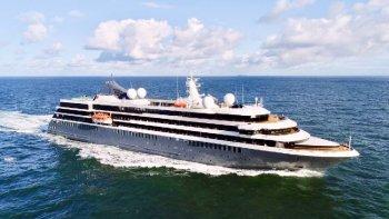 En noviembre llegará a Madryn el primer crucero